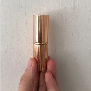 Dior Charlotte Tilbury lipstick